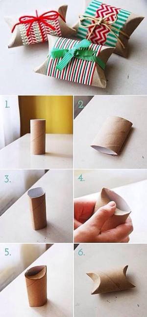 Упаковка из картонного конуса