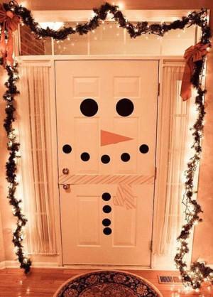 Дружелюбная дверь