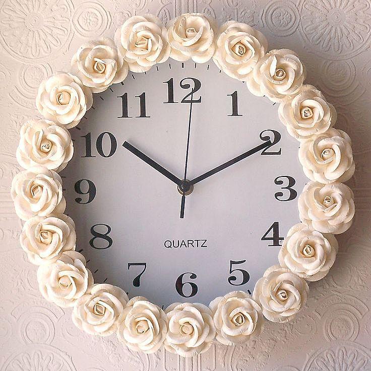 Clock своими руками фото