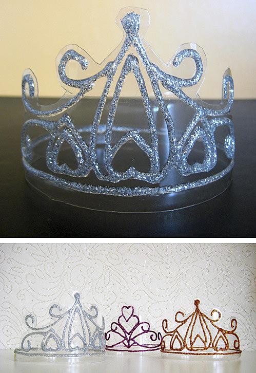 Короны своими руками из проволоки фото