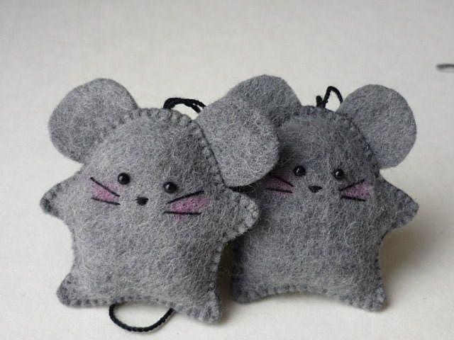 Мышь своими руками фото