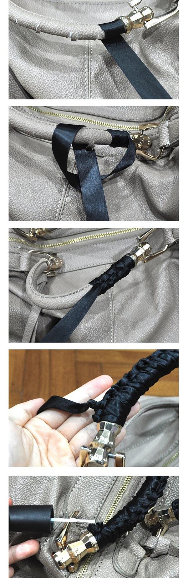Как сделать колесико на сумке 186