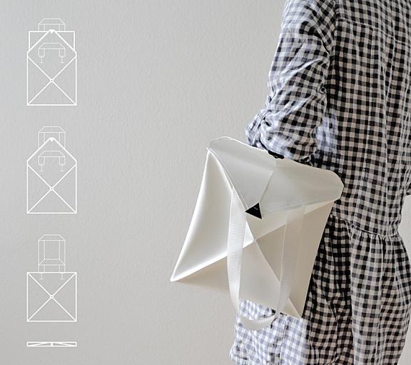Схема оригами для сумки