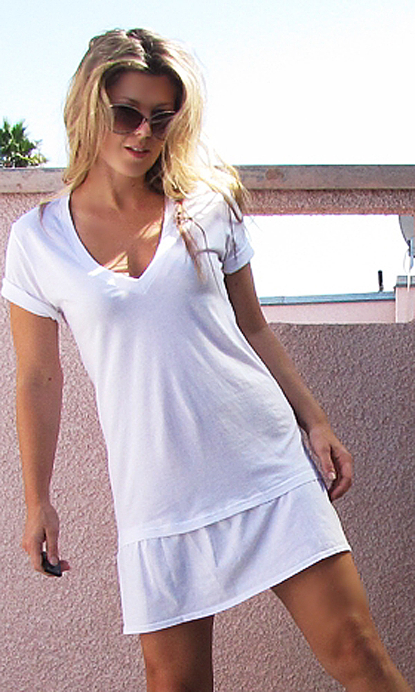 Детские платья своими руками из футболки фото 766