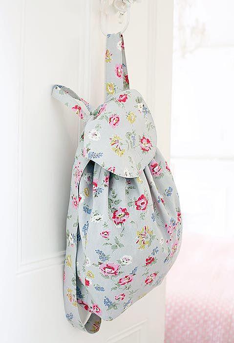 Как сделать своими руками рюкзак